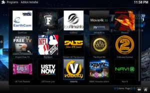 how to add config wizard to kodi