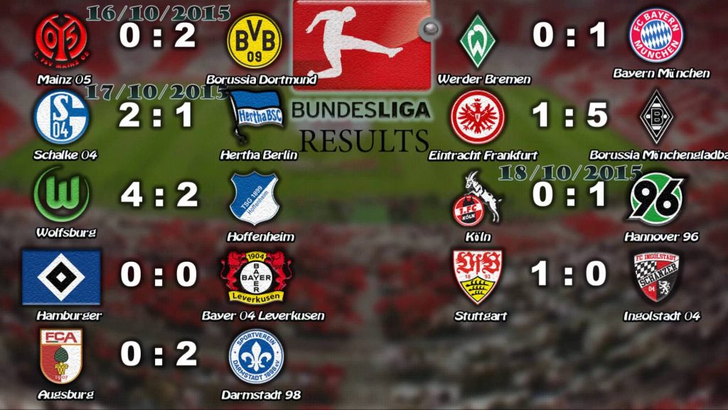 Watch Bundesliga streams live online