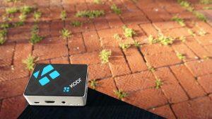 Official Kodi Raspberry Pi Case