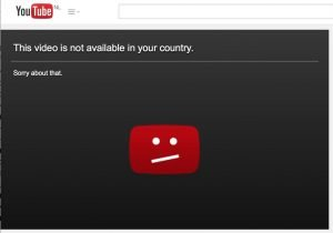 "Fix the ""Video Not Allowed in Your Country"" Error"