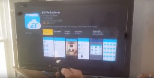 Install ES File Explorer on Fire TV Step 4