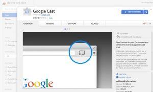 Download Google Cast for XBMC Chromecast
