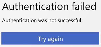 Authentication Failure The Beast Kodi Build Fix