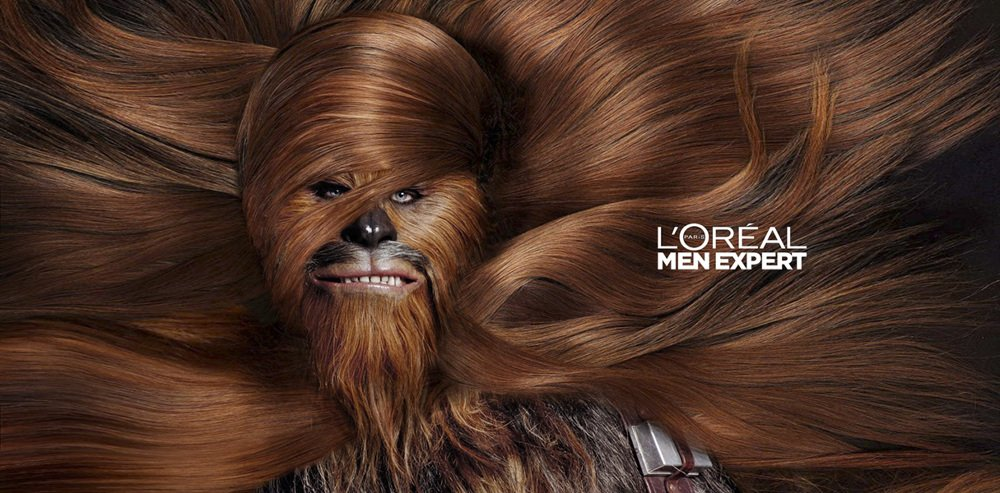 Chewbacca the Wookie