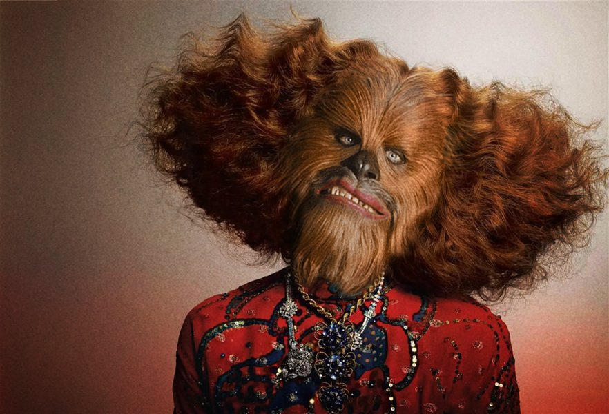 Wookie Wizard Chewbacca