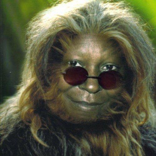 Wookie Wizard Goldberg