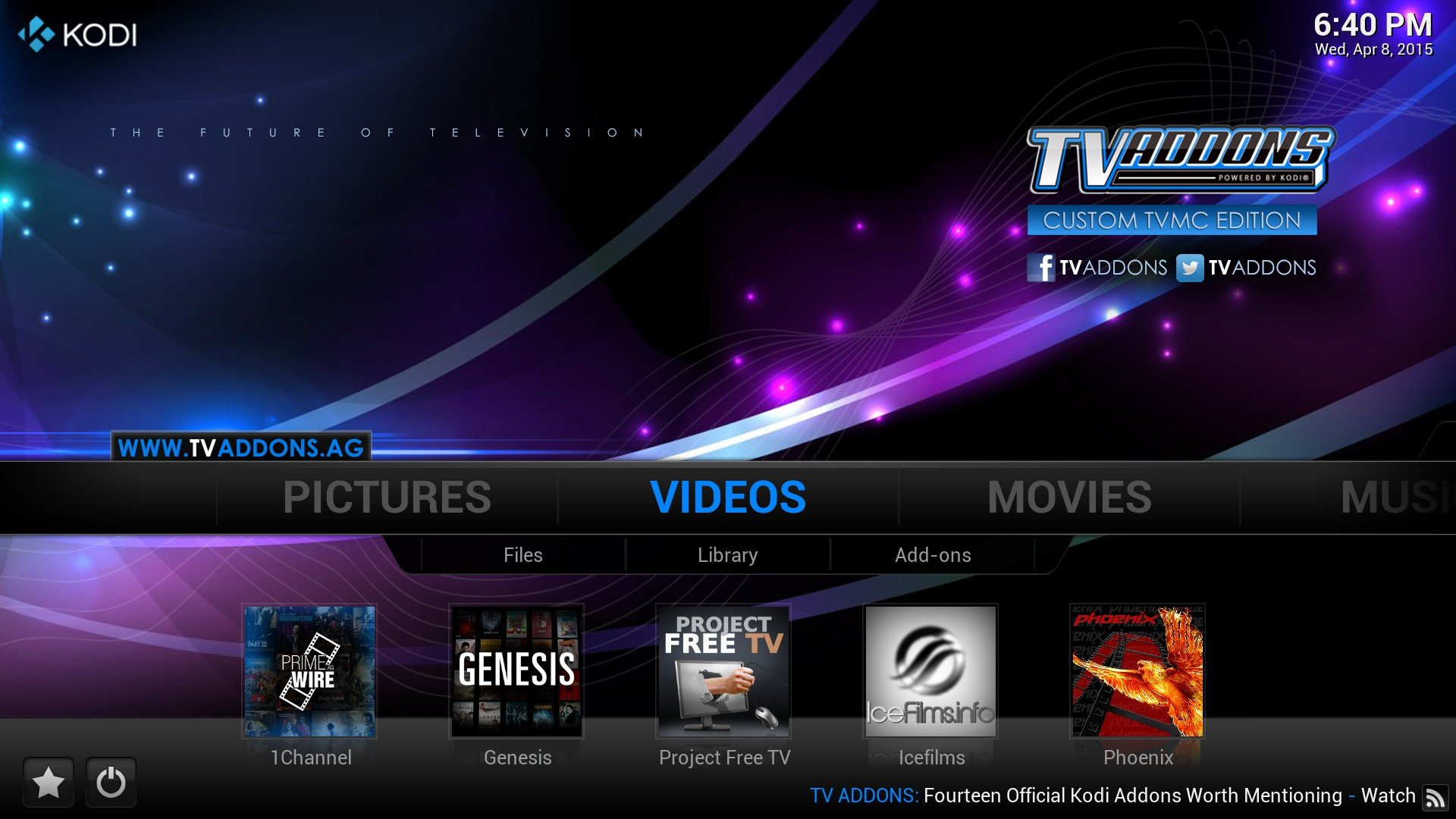Best Kodi Addons for Streaming TV & Movies