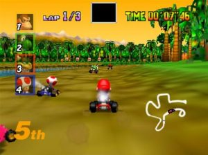 The best Fire TV games include Mario Kart, for sure!