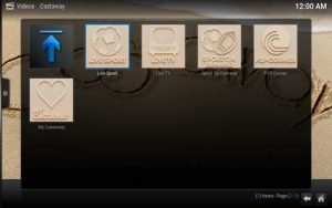 Castaway is a clone of Sportsdevil: The king of Kodi sports addons