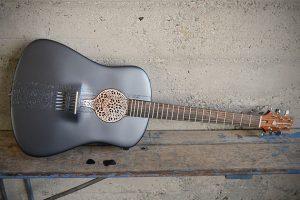 Make a 3D printed acoustic guitar!