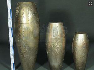 3D Printed Prometheus Vases