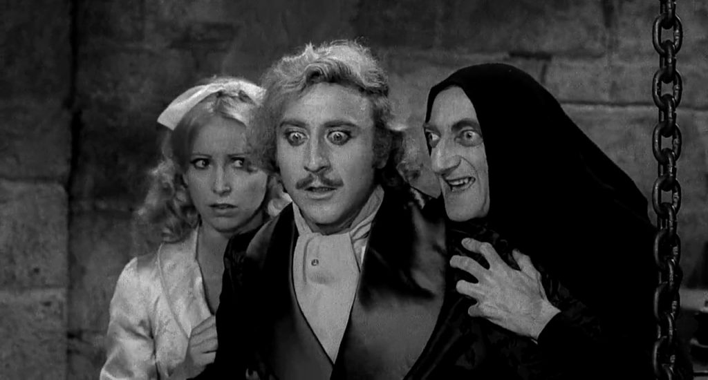 Best Gene Wilder Movies (Young Frankenstein pictured)