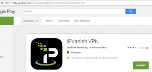 Download IPVanish App for Android