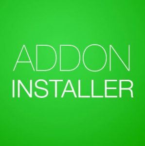 Install Kodi Apps with Addon Installer