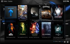 Exodus @1 for Best addons for XBMC