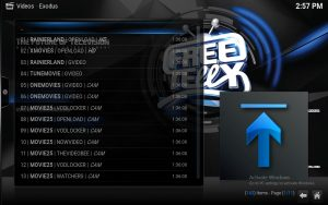 Best Addons for XBMC Choose Source Screen