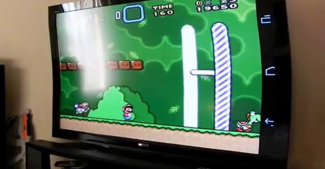 Snes Hdmi How To Hook Up Super Nintendo To Hdtv Kfire