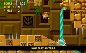 Sonic CD: #4 in our list of Fire Stick Games