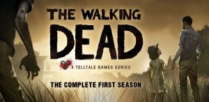 Walking Dead: #1 in our List of Fire Stick Games