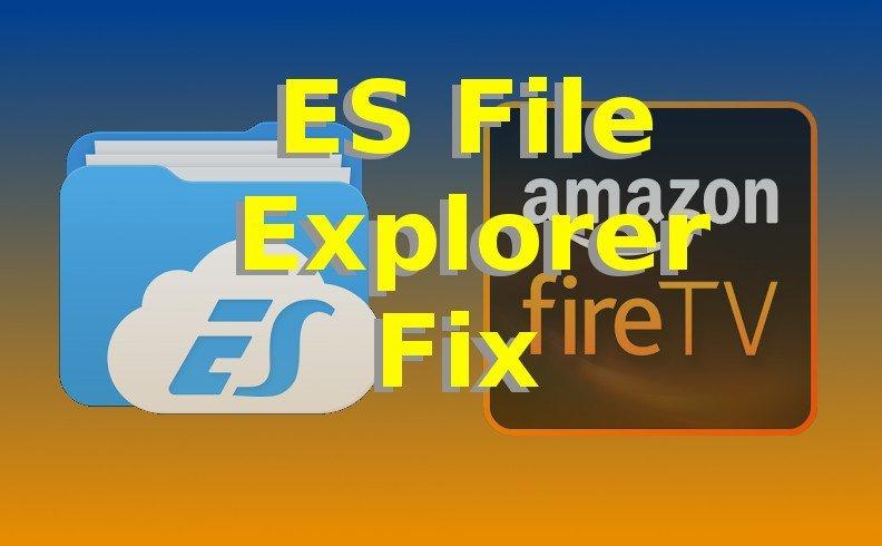 ES File Explorer Not Downloading KODI? Try this