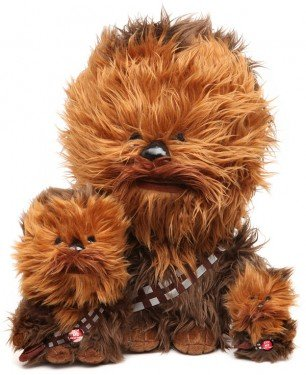 Wookie Wizard Toys