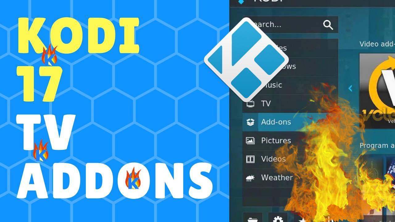 How to Install Kodi 17 TVAddons for Live TV & Movies