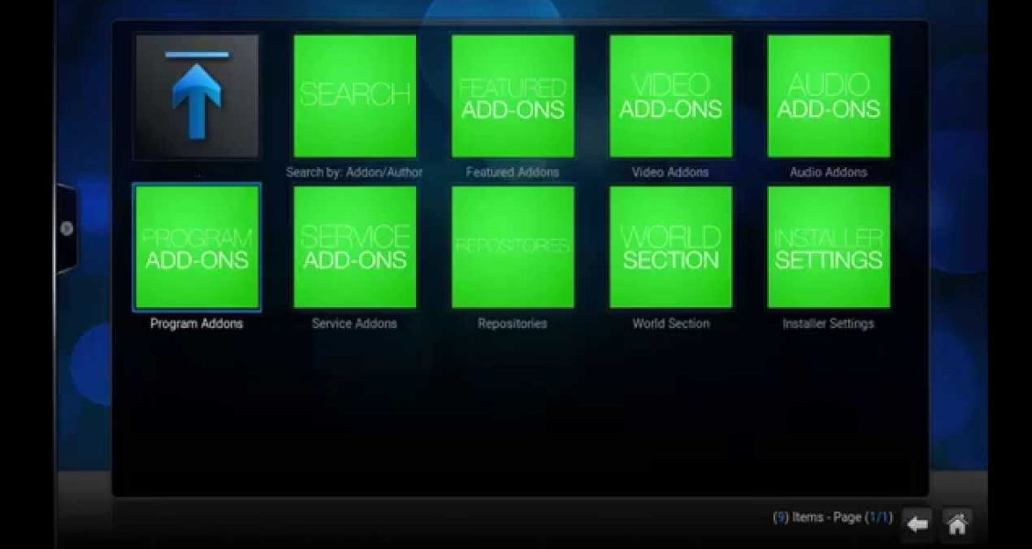 How to Install Fusion Installer in Kodi