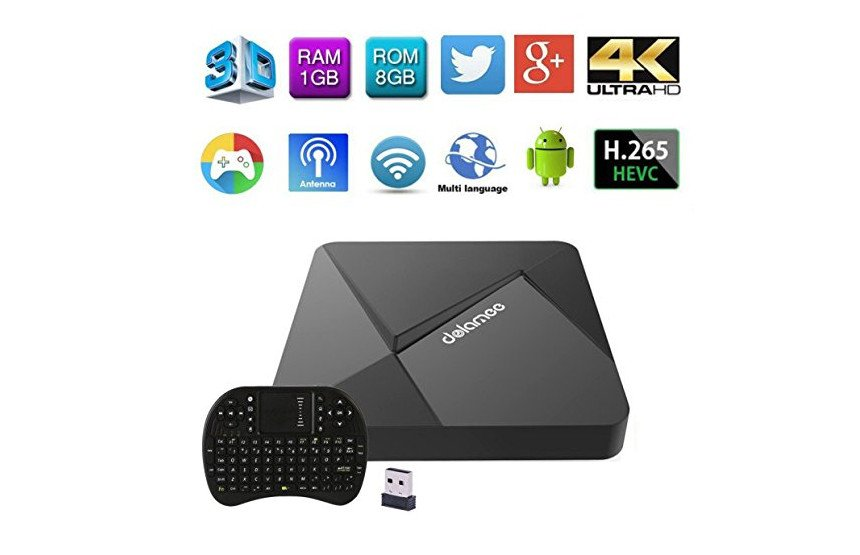 RK3229 Edal: $32 Android TV Box for Kodi, Linux and EMULATORS