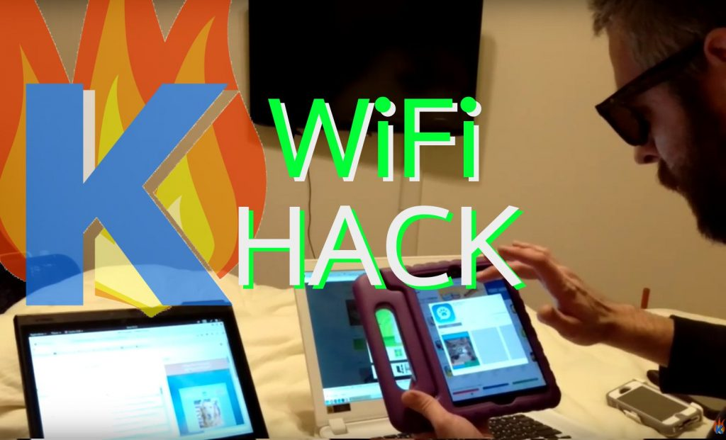 How to Hack WiFi at Public WiFi HotSpots