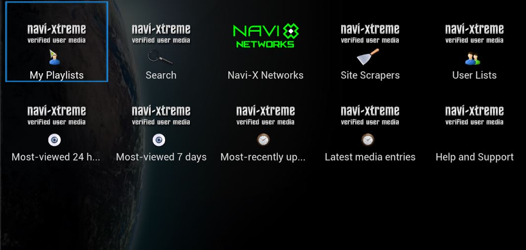 Install navi-x and enjoy live television, movies & tv-shows.