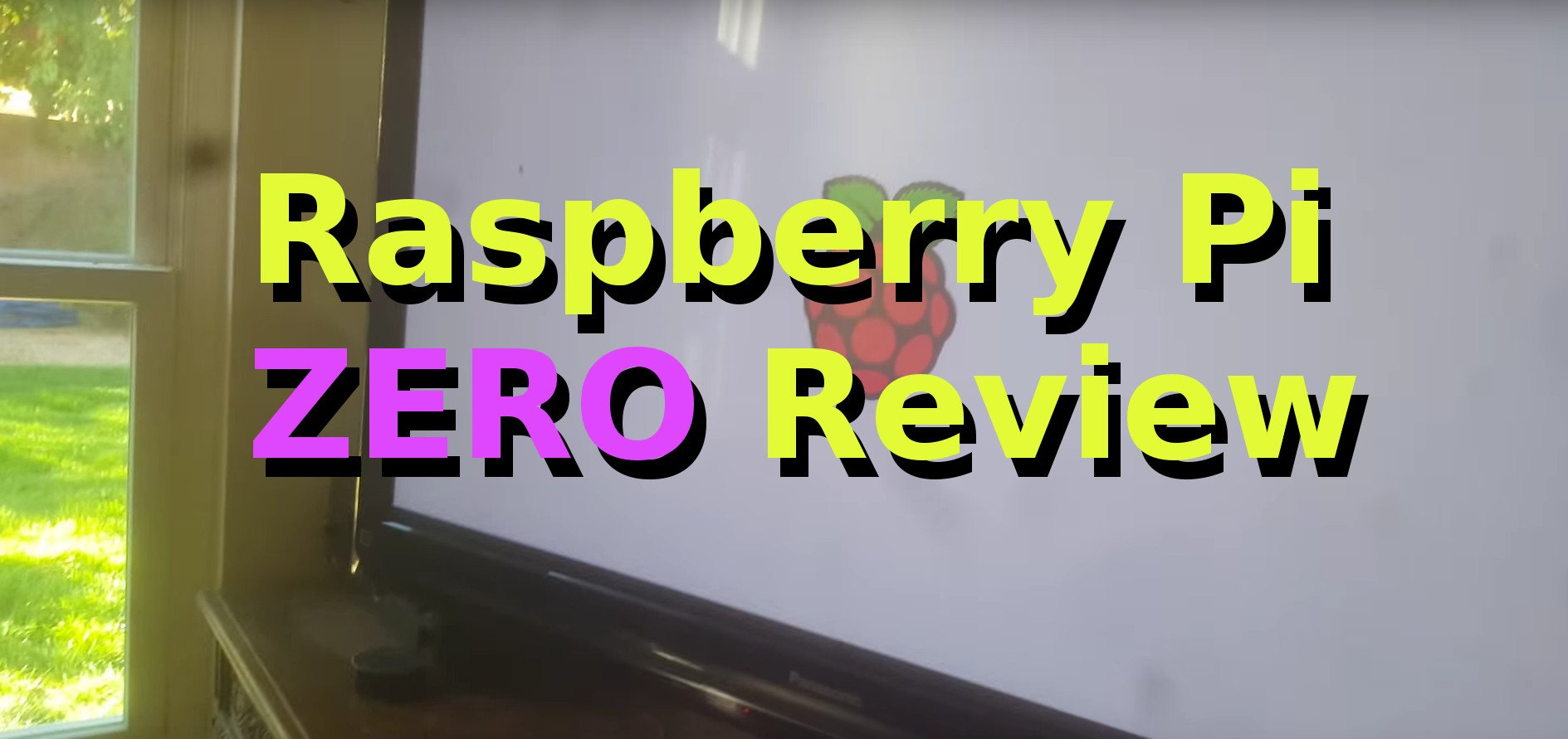 Raspberry Pi Zero Review VIDEO + Top 5 Uses