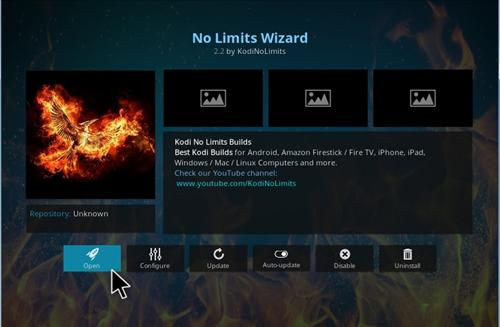 How To Install Kodi 17.1 No Limits Magic Build
