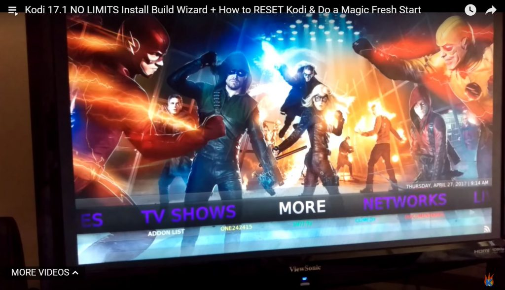 Fire TV 2017: What Kodi 17.1 Build would look like
