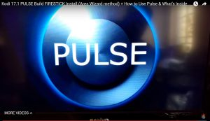 Best Kodi 18 Builds: Kodi 18 Pulse Build Install
