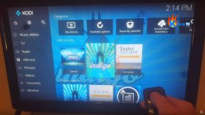Launch Kodi with Amazon Fire TV remote
