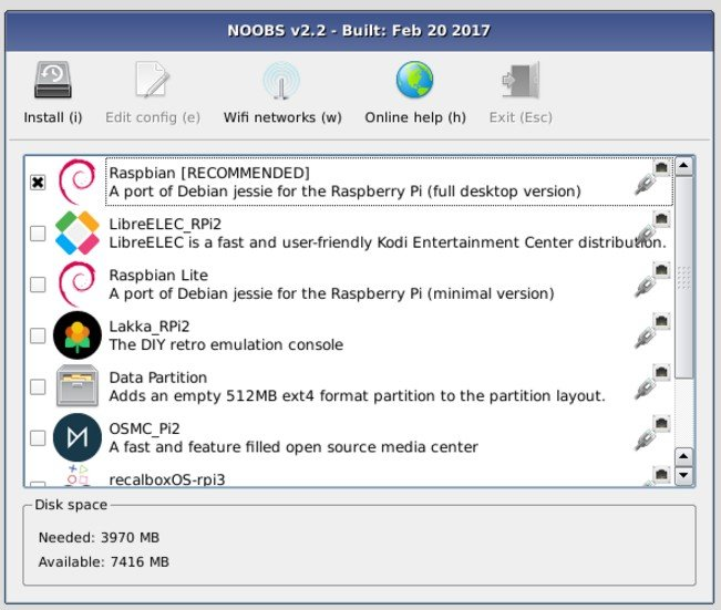 Raspberry Pi Operating Systems LIST (Ultimate)   KFireTV