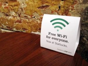 Starbucks WiFi VPN