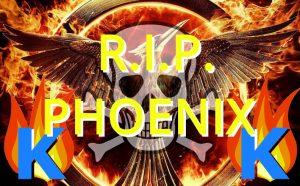 RIP, Phoenix addon..
