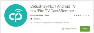 CetusPlay Android