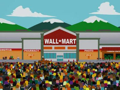 Firestick Walmart: Don't do like the people of South Park did!