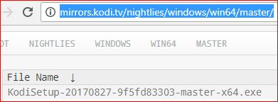 Download Kodi 17 64 Bit for Windows