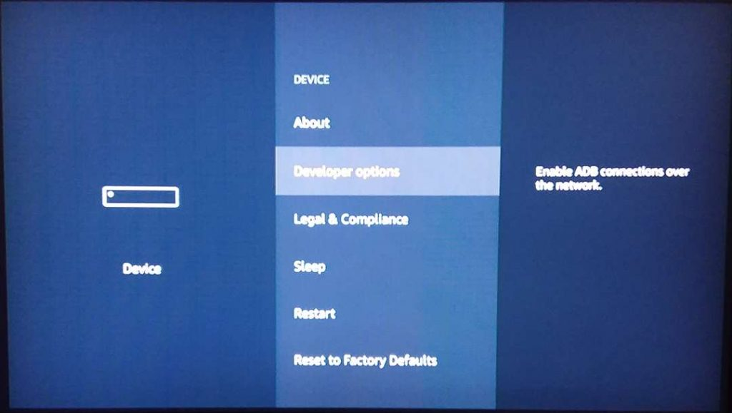 how to install Kodi on Firestick step 3