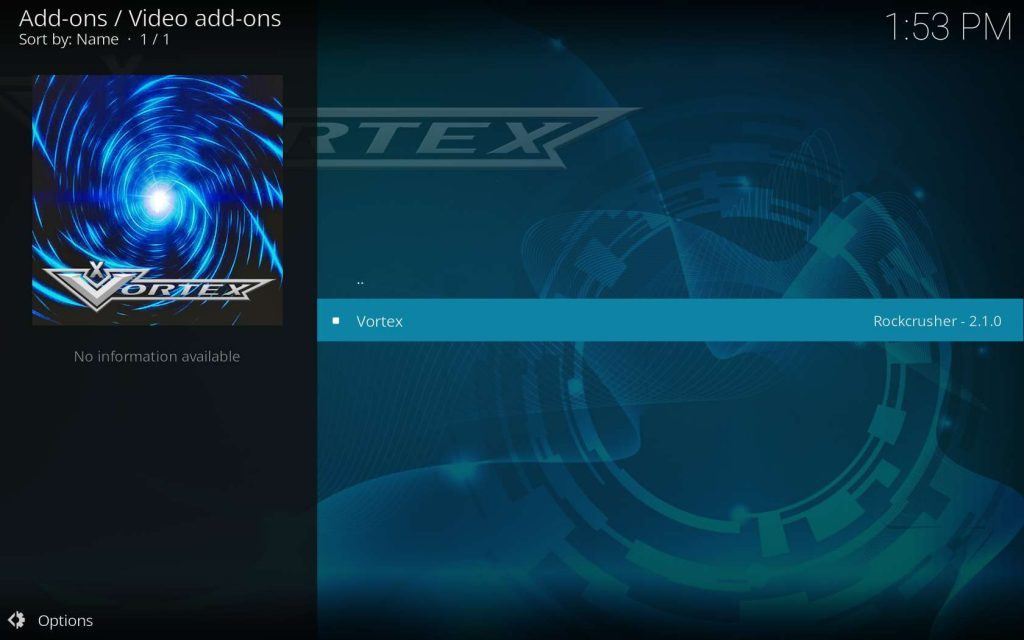 Select Vortex
