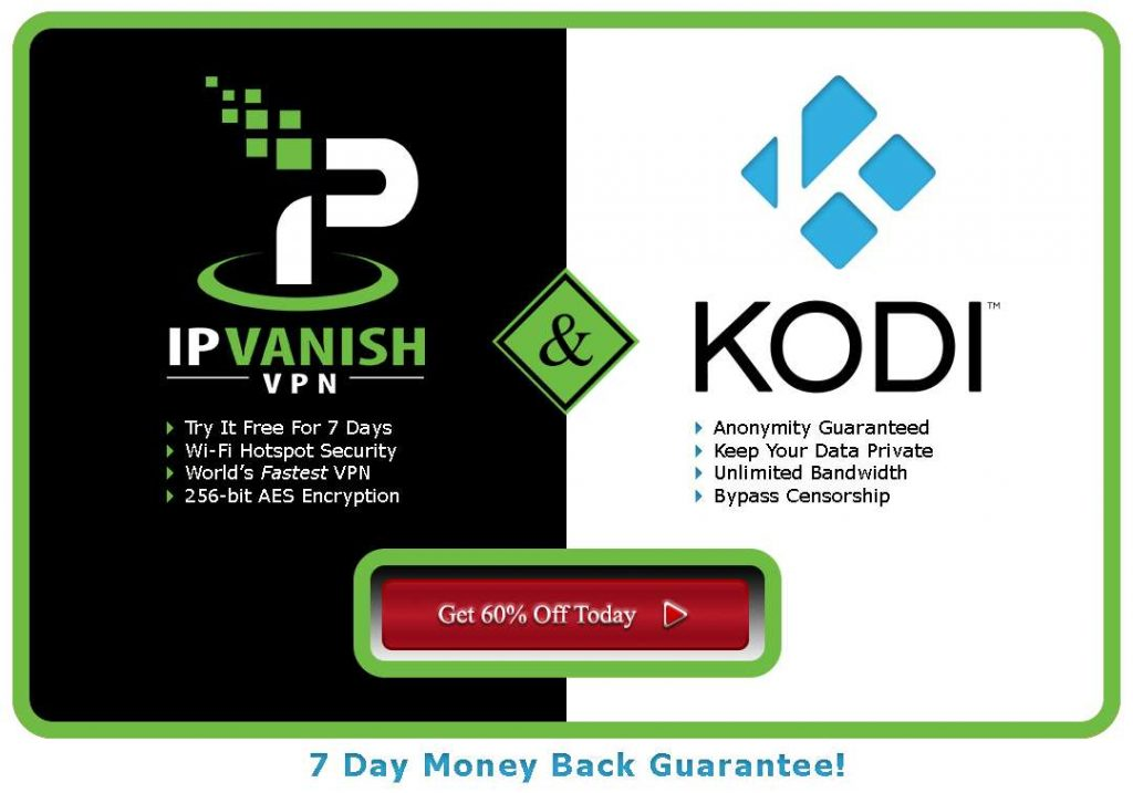 Enjoy the Kodi Titanium Build Privately From Within Your VPN